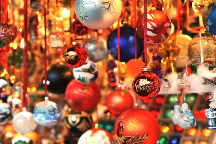 Tickets voor Kerstmarkt Amsterdam (2 p.)