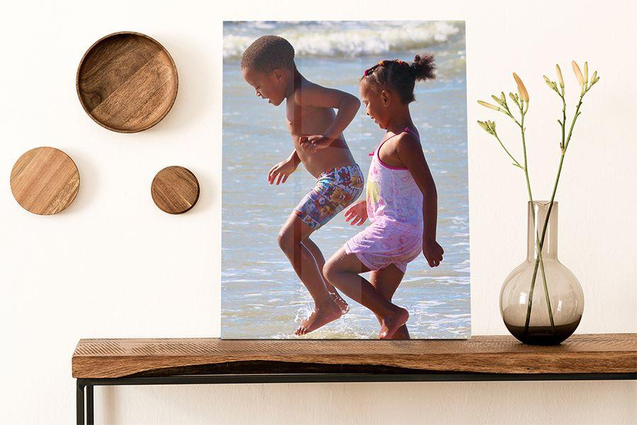 Jouw foto op acrylglas (60 x 40 cm)