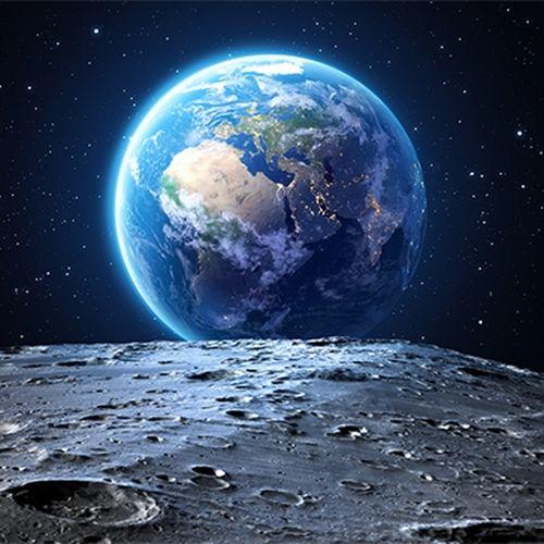 Uniek cadeau: bezit je eigen stukje maan!