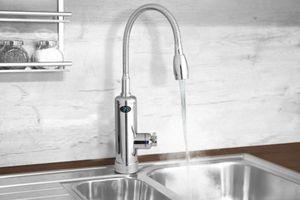 Smart Heater-warmwaterkraan