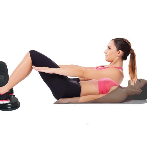 Verstelbare sit-up buikspier trainer van Njoy