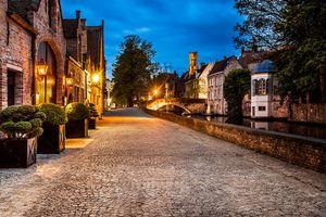 Korting Bieden 1 overnachting met ontbijt in Hotel de en apos Medici in Brugge