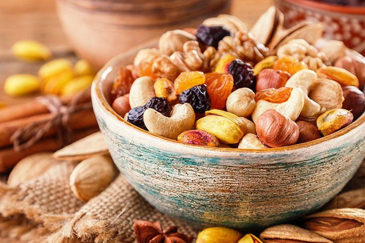 35% korting op noten en granen van Nutbox.eu