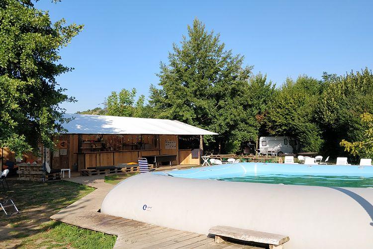 Voorjaar: week in kamperen in Franse Bourgogne (4 p.)