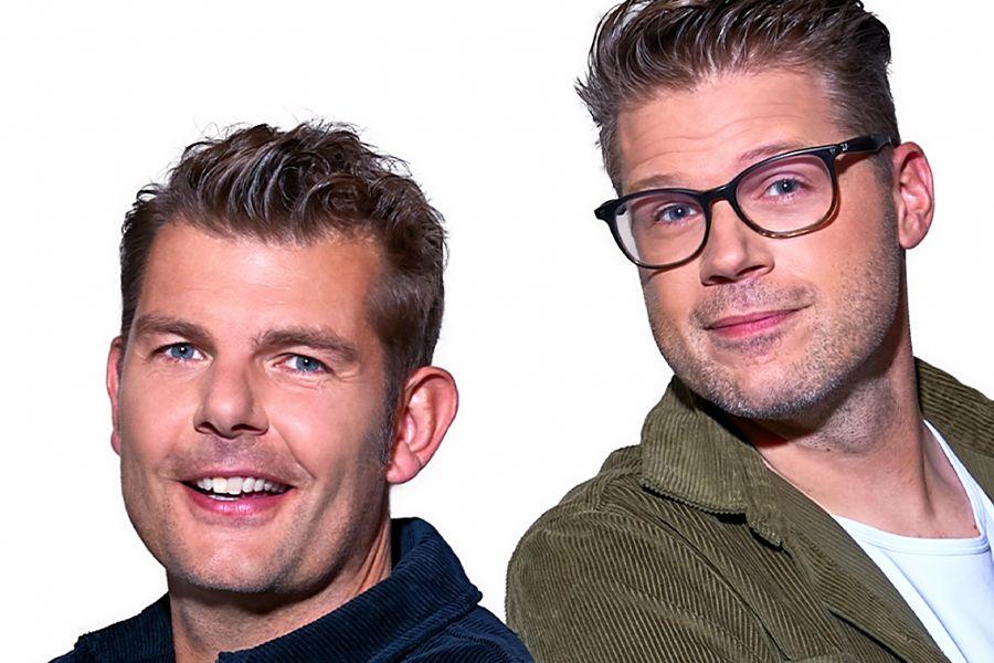 Een meet & greet met Coen en Sander van Radio 538