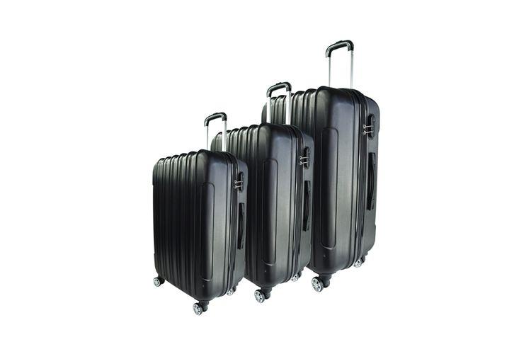 3-delige kofferset - handig voor al jouw reizen