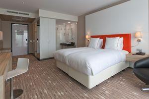 Übernachten Sie im Van der Valk Hotel Schiphol