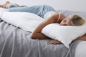 Coussin pour le corps: idéal pour les femmes enceintes