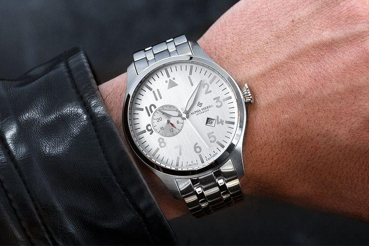Herenhorloge van Alpha Sierra (Automatic AMS05)