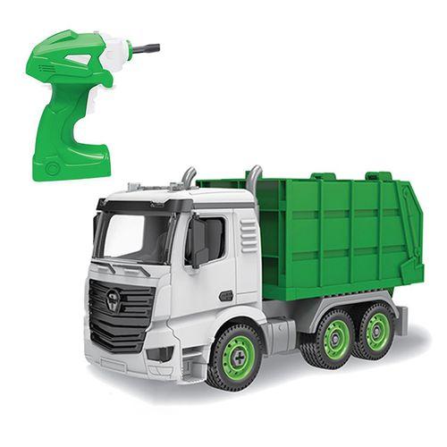Bouw je eigen bestuurbare vrachtwagen
