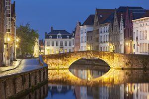 1 nuit dans un hôtel 4 étoiles à Bruges