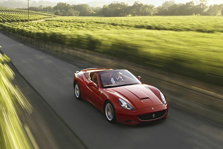 Experience Events Ferrari Pak Je Kans Ritje In Een